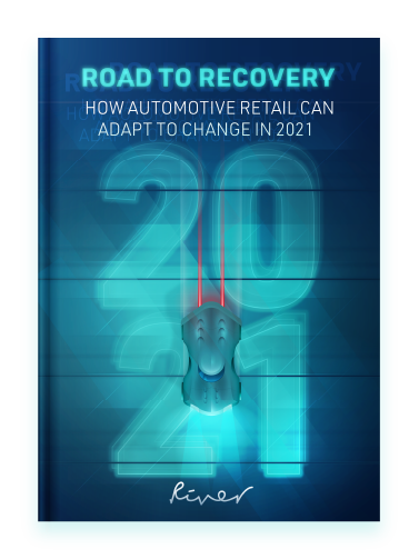 front cover of an ebook about automotive retail strategy
